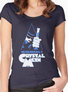 Heisenberg Lab Women's Fitted Scoop T-Shirt