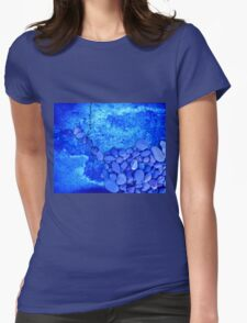 EMPTY POOL Womens Fitted T-Shirt