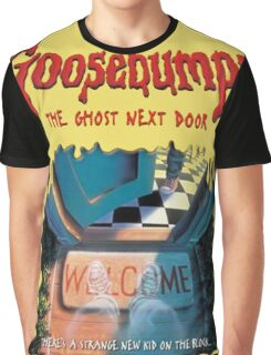 the ghost next door goosebumps Graphic T-Shirt