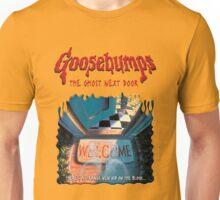 the ghost next door goosebumps Unisex T-Shirt