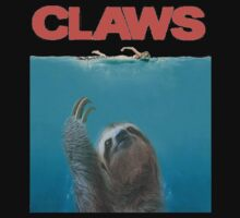 Sloth Claws Parody Kids Clothes