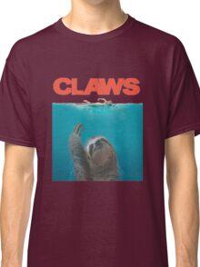 Sloth Claws Parody Classic T-Shirt