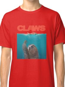 Sloth Claws Parody Classic T-Shirt