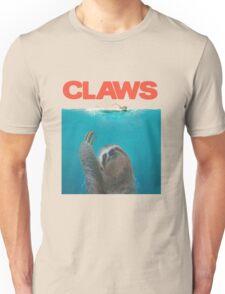 Sloth Claws Parody Unisex T-Shirt