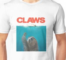 Sloth Claws Parody Unisex T-Shirt