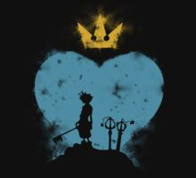 SORA KINGDOM HEARTS by KingdomofHearts
