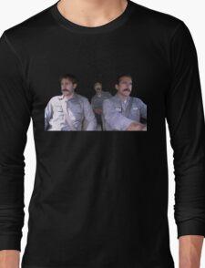 Burn Utica To The Ground Long Sleeve T-Shirt