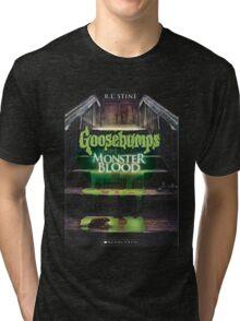 Monster Blood 3 Goosebumps Story Tri-blend T-Shirt