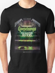 Monster Blood 3 Goosebumps Story T-Shirt