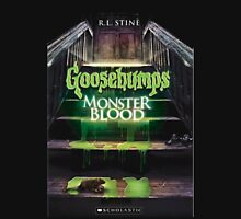 Monster Blood 3 Goosebumps Story Unisex T-Shirt