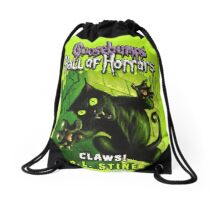 Hall Of Horrors Goosebumps  Drawstring Bag
