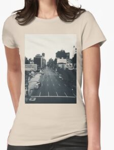 If You Wait Womens Fitted T-Shirt