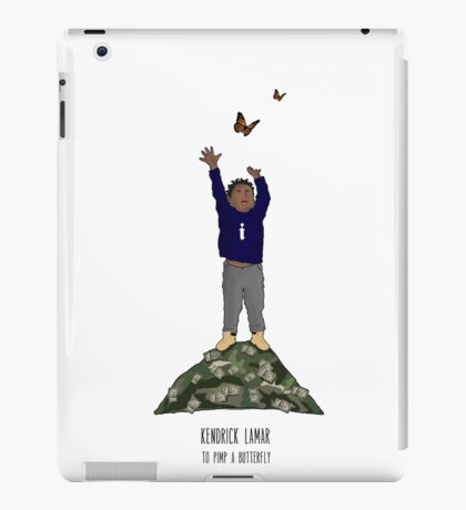 Kendrick Lamar - To Pimp A Butterfly iPad Case/Skin