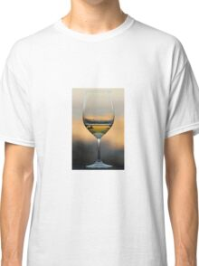 Wine and the City Classic T-Shirt