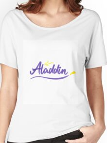 Aladdin Women's Relaxed Fit T-Shirt