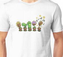 Groove vs Zombies Unisex T-Shirt
