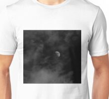 Born we are the same, within the silence...indifference by thy name...Torn we walk alone, we sleep in silent shades...The grandeur fades, the meaning never known...Born Unisex T-Shirt
