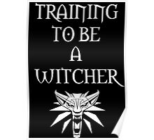 Training to Be a Witcher Poster