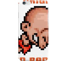 Bonk's Adventure original head banger iPhone Case/Skin