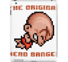 Bonk's Adventure original head banger iPad Case/Skin