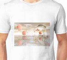 Reflections on reality Unisex T-Shirt