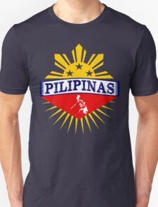 Pilipinas Design - Proud Pinoy Prints T-Shirt