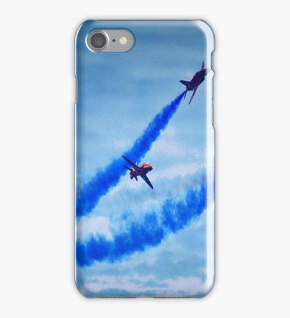 Red Arrows - A Tribute iPhone Case/Skin