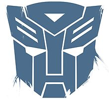 Autobots Mask Paint New!! by pixelesrmj