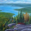 Mount Major by Gary Adams