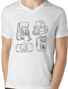 A Picture Is Worth A Thousand Words Mens V-Neck T-Shirt