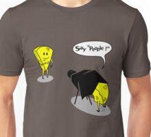 "Say ""people"" Unisex T-Shirt"