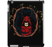 Stag in the Woods iPad Case/Skin