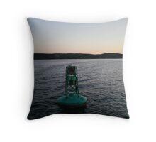 Halifax, Nova Scotia, Canada Throw Pillow