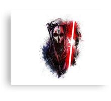 Star Wars Fan Art  Canvas Print