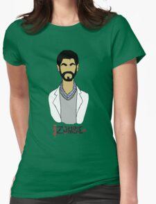 Ravi iZombie Womens Fitted T-Shirt