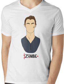 Major iZombie Mens V-Neck T-Shirt
