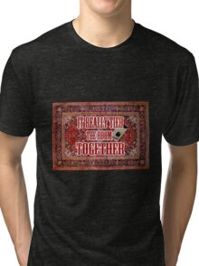 Big lebowski Carpet Tri-blend T-Shirt