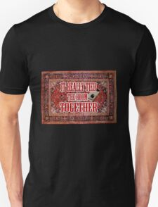 Big lebowski Carpet T-Shirt