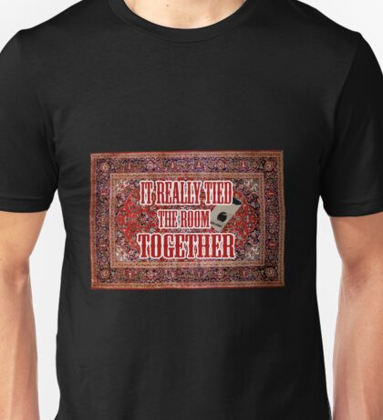 Big lebowski Carpet Unisex T-Shirt