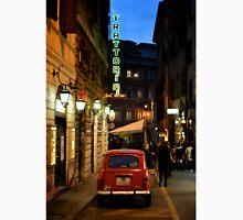 Renault 4, Via Sant'Andrea delle Fratte, Rome Classic T-Shirt