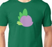 My little Pony - Spike Cutie Mark Special V3 Unisex T-Shirt