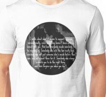 Spencer's Speech Unisex T-Shirt