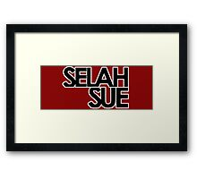 Selah Sue  Framed Print