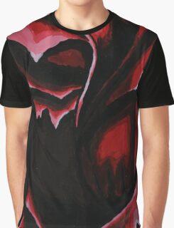 Dark Rose Graphic T-Shirt