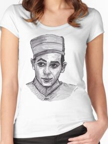 Pee-Wee Herman Women's Fitted Scoop T-Shirt