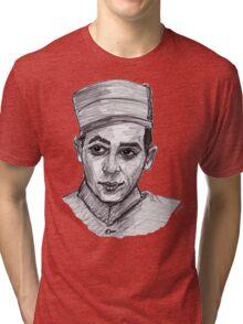 Pee-Wee Herman Tri-blend T-Shirt
