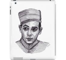 Pee-Wee Herman iPad Case/Skin