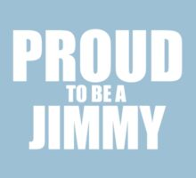 Proud to be a JIMMY Kids Clothes