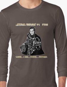 Star Trek Wars sci-fi homage  Long Sleeve T-Shirt