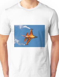 The Golden Lion Roars Unisex T-Shirt